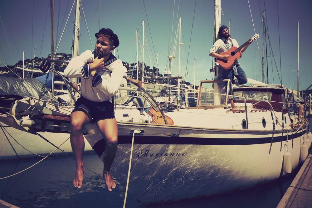 Sailing Conductors (Pressebild)